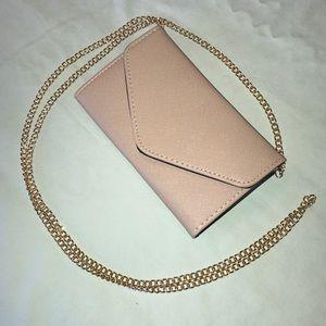 Nude Wallet on Chain / Clutch (GHW)